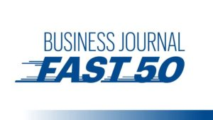 Business Journal Fast 50 | Travelcamp